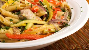 5_Chicken_Arugula_and_Bell_Pepper_Pasta_wk