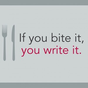 1 Bite It Write It